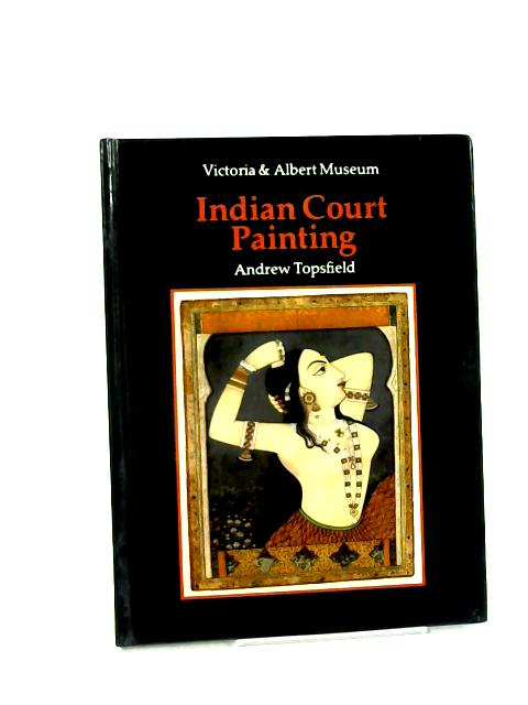 Indian Court Painting by Topsfield