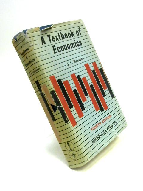 A Textbook of Economics By John Lloyd Hanson