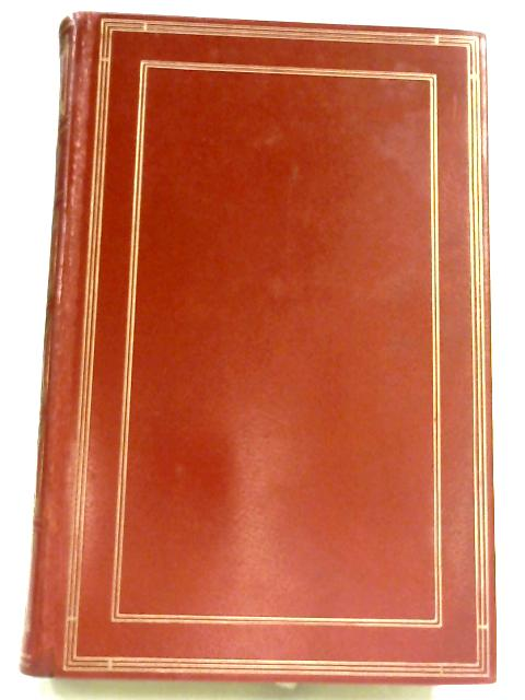 Golden Treasury of the Best Songs and Lyrical Poems in the English Language By Francis Turner Palgrave