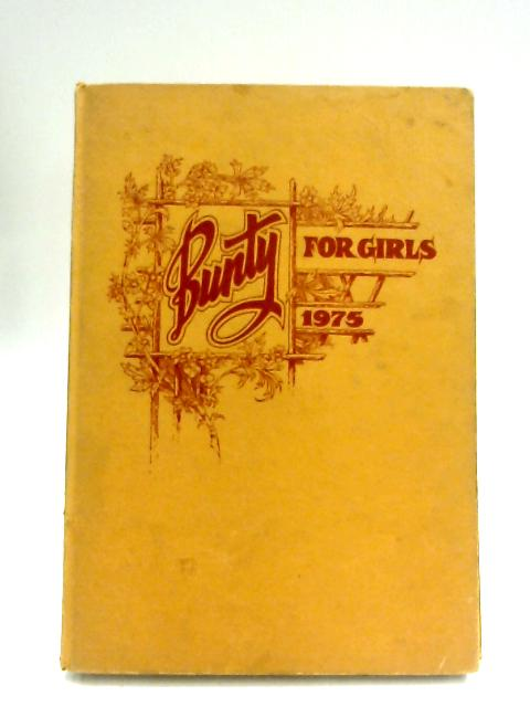 Bunty For Girls 1975 By Anon