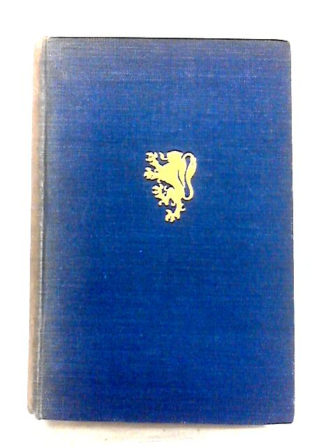 Scottish Biographies 1938 By Anon
