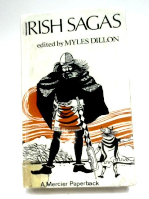 Irish Sagas by Myles Dillon