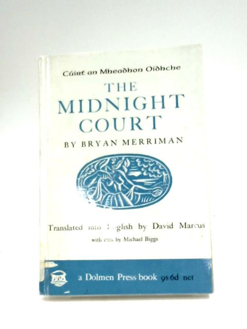 Midnight Court By Brian Merriman