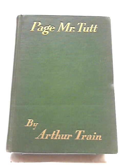 Page Mr. Tutt by Arthur Train