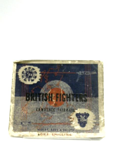 British Fighters by Lawrence Fairhall
