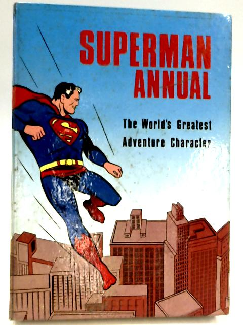 Superman Annual 1967 By Anon