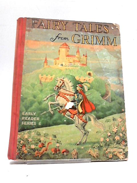 Fairy Tales From Grimm (Early Readers-no.6) By Jacob Grimm