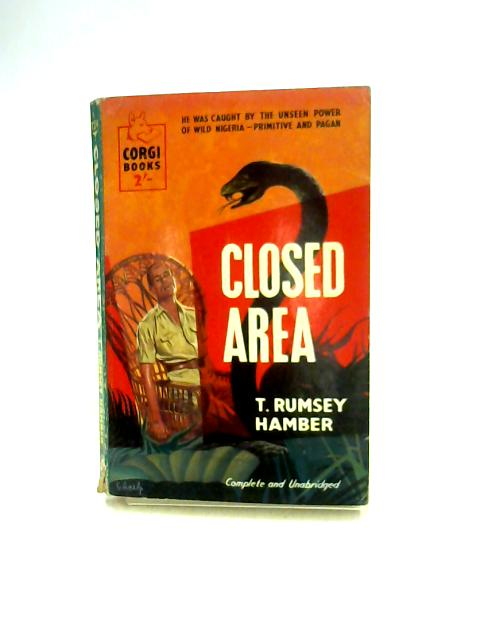 Closed Area By Thomas Rumsey Hamber