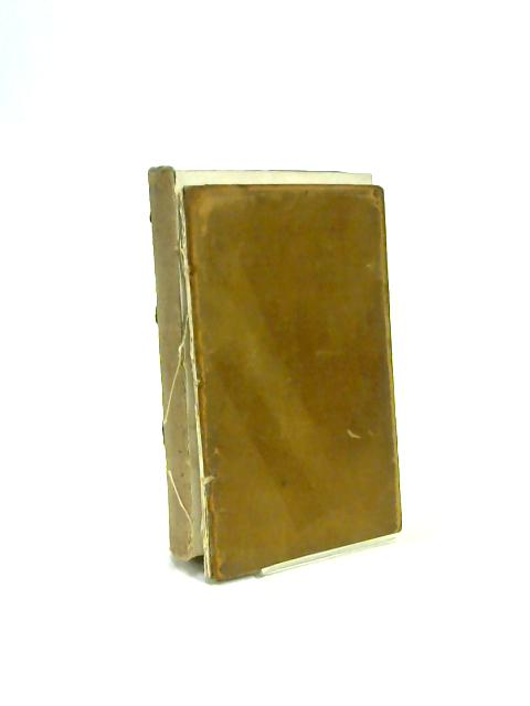 Poetical Works of John Milton Vol I by Sir Egerton Brydges