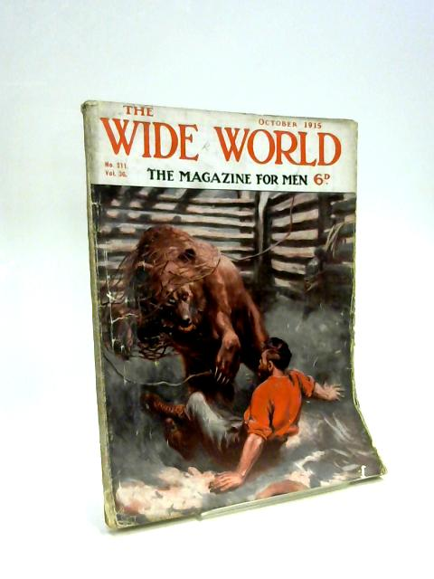 The Wide World Magazine October 1915 by Various