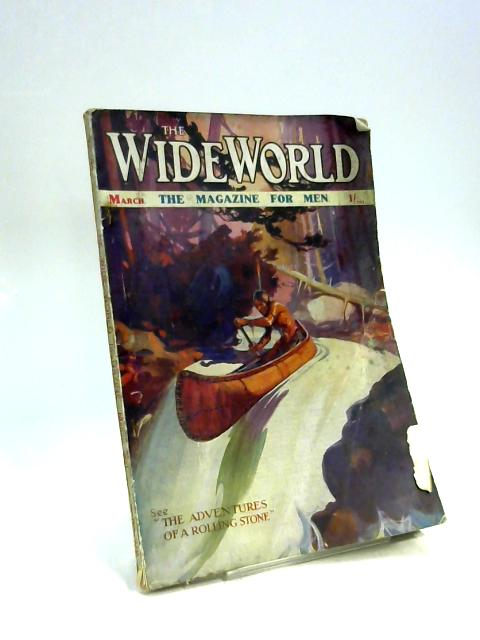 Wide World Magazine `March 1921 by Various