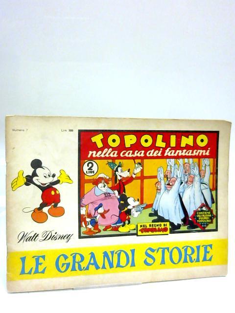 Topolino nella casa dei fantasmi by Walt Disney