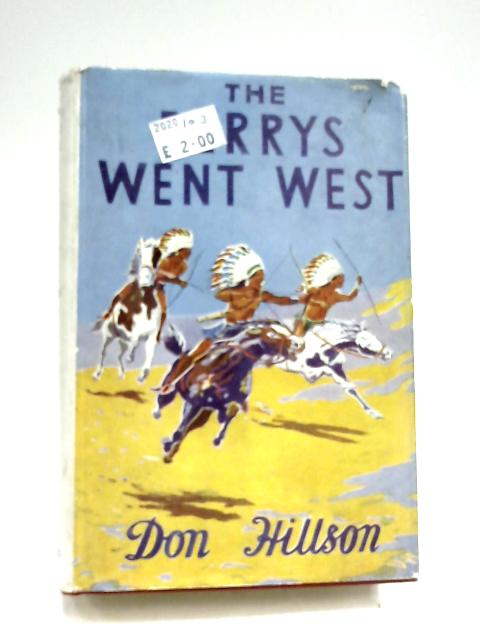 The Berrys Went West by Don Hillson