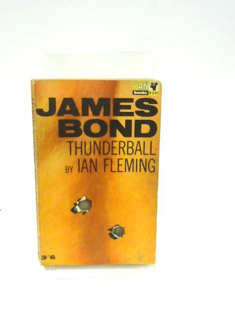 Thunderball By Fleming, Ian.