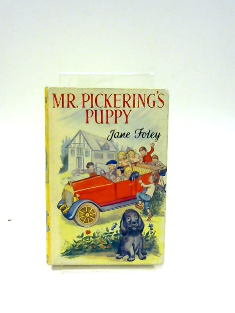 Mr Pickerings Puppy by Jane Foley