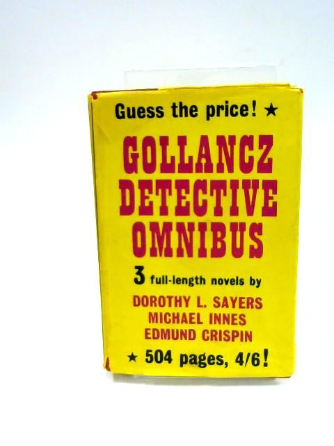 The Gollancz Detective Omnibus by Anthology
