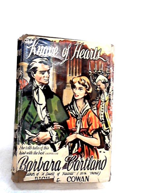 The Knave of Hearts By Cartland, Barbara