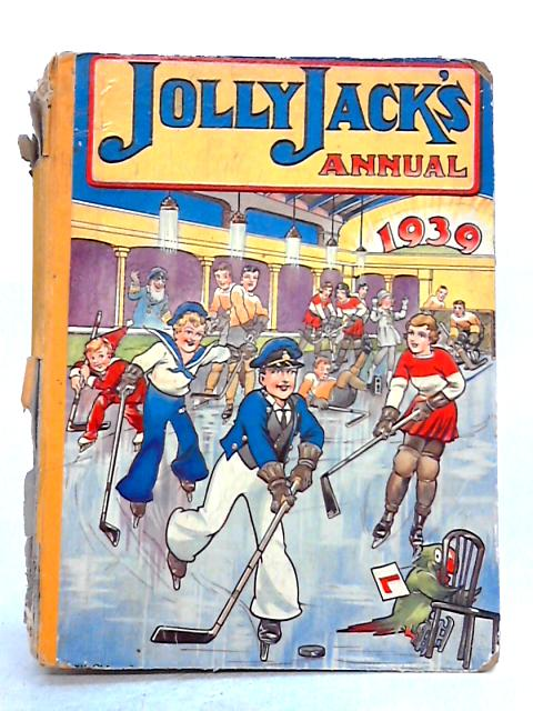 Jolly Jack's Annual 1939 by Anon