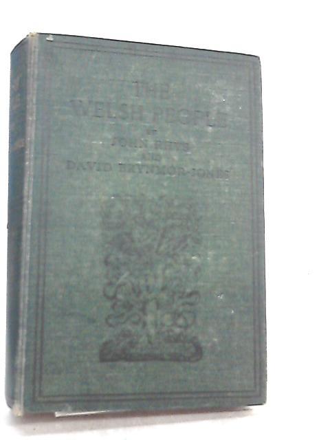 The Welsh People by John Rhys & D, Brynmor-Jones