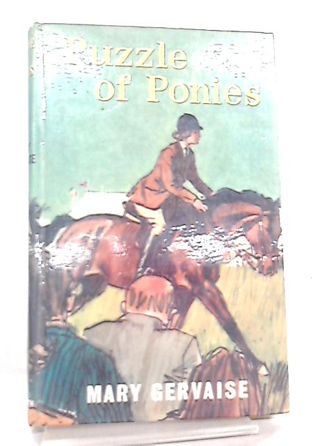 Puzzle of Ponies by Mary Gervaise