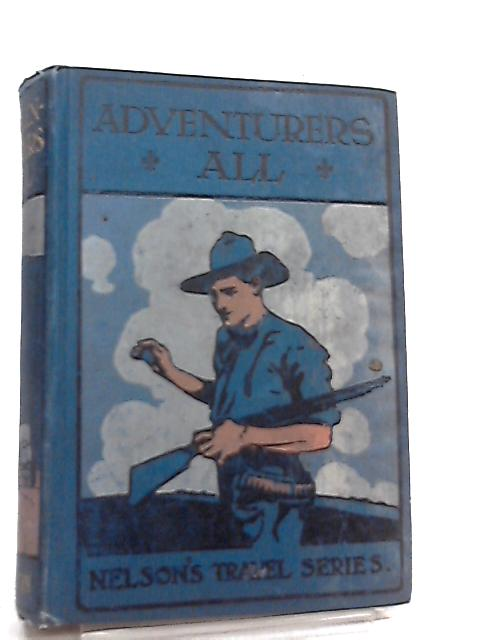 Adventurers All, A Tale of the Philippine Islands in War Time By K. M. Eady