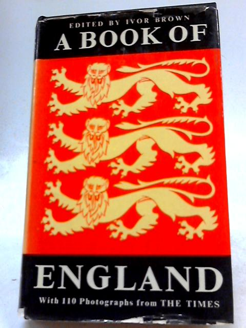 Book of England by Brown