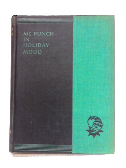 Mr. Punch in Holiday Mood by Anon