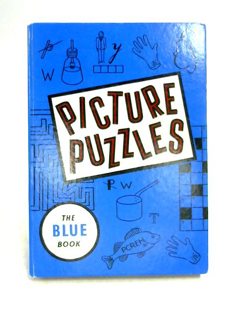 Blue Book of Picture Puzzles by Various