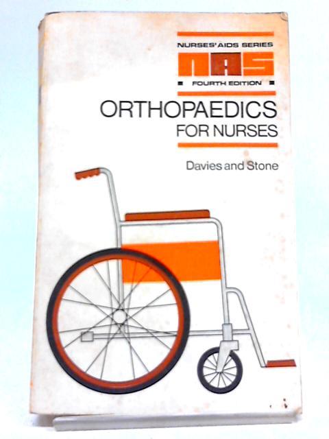 Orthopaedics for Nurses (Nurses' Aids Series) by Winifred Talog Davies