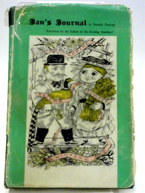 Jan's Journal by Duncan, Ronald Frederick Henry