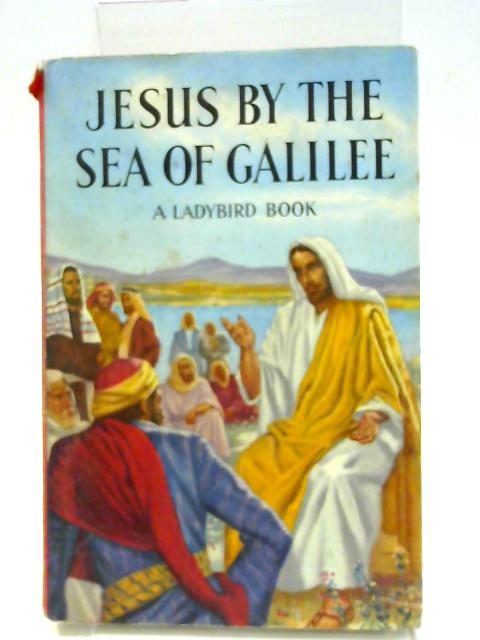 Jesus By The Sea Of Galilee by Diamond, Lucy