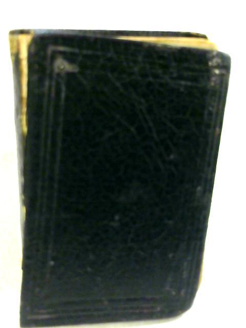 Testament Newydd: Ein Harglwydd A'n Hiachawdwr Iesu Grist by Unknown