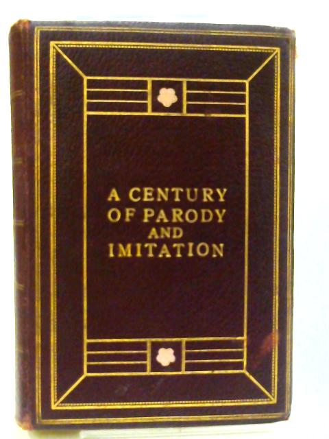 A Century of Parody and Imitation by Jerrold