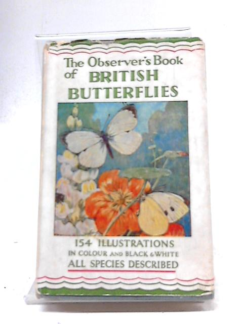 The Observer's Book of British Butterflies by W.J.Stokoe