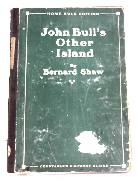 John Bull's Other Island XIII by Bernard Shaw