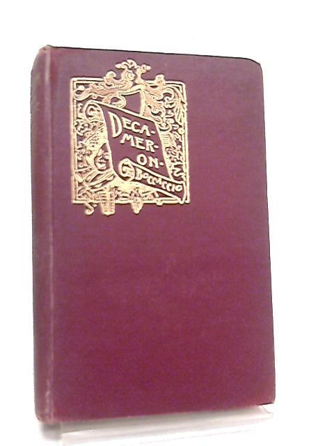 The Decameron Volume III by Giovanni Boccaccio