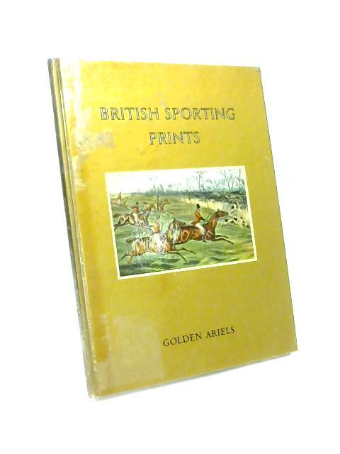 British Sporting Prints by John Cadfryn Roberts