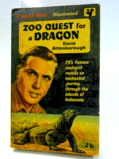 Zoo Quest for a Dragon by Attenborough, David