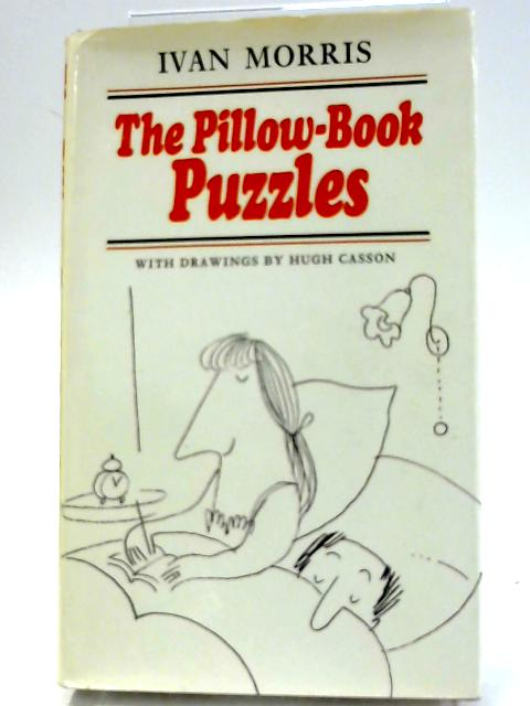 The Pillow Book Puzzles by Morris,Ivan