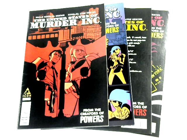 The United States of Murder Inc.: Vols. 1-4 By Brian Bendis & M. Oeming