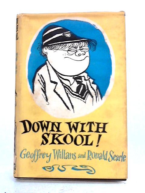 Down with Skool! by Geoffrey Williams