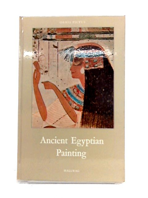 Ancient Egyptian Painting by Emerich Schaffran