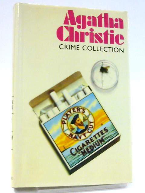 "Agatha Christie Crime Collection. Murder on the Orient Express. Death in the Clouds. Why Didn""t They Ask Evans by Agatha Christie"