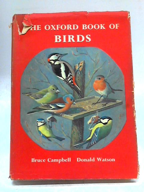 Oxford Book of Birds by Bruce Campbell
