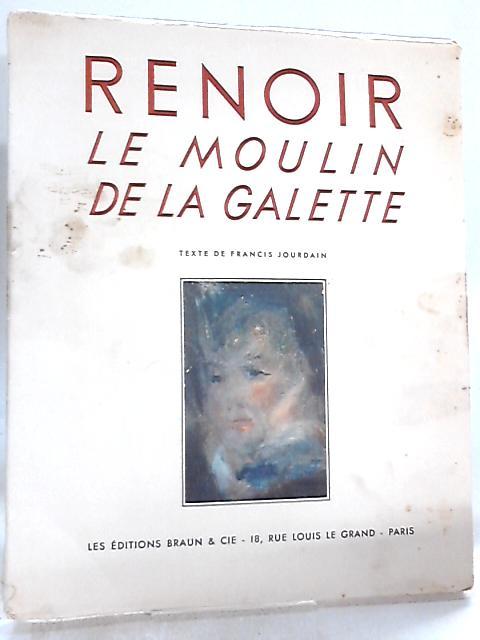 Renoir, Le Moulin de la Galette by Francis Jourdain