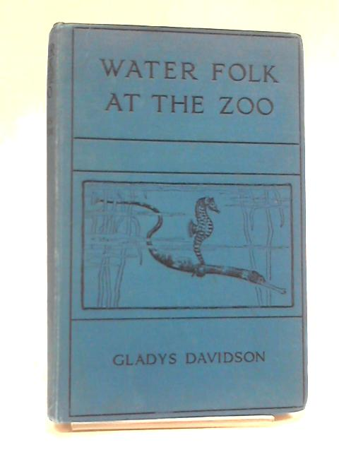 Water Folk At The Zoo by Gladys Davidson