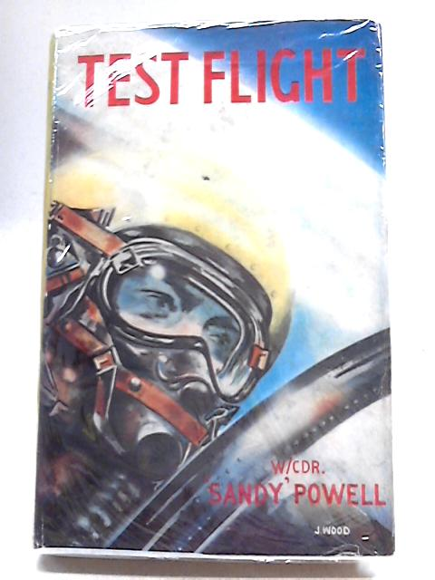 Test Flight by Henry Proctor 'Sandy' Powell