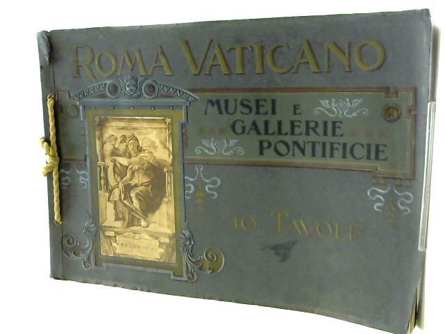Picordo di Roma - Vaticano Musei e Gallerie Pontificie by Attilio Schrocchi