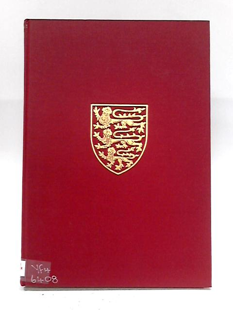 History of the County of Sussex: Index to Vol I-IV, VII, and IX by Elrington