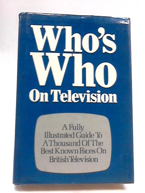 Who's Who On Television by 254